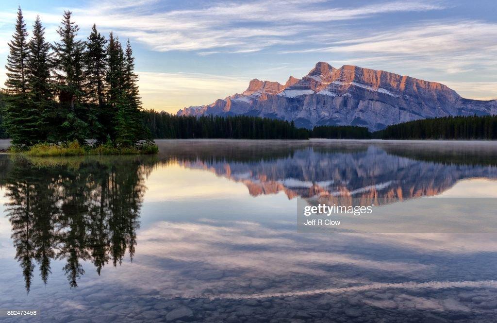 Morning in Canada : Stock Photo