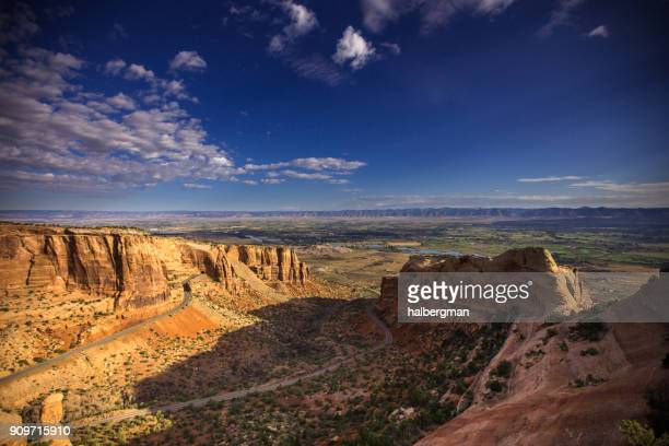 Morning in Colorado National Monument
