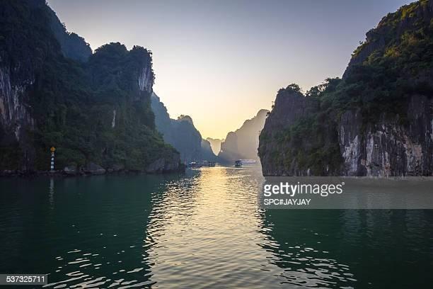Morning in Ha Long Bay