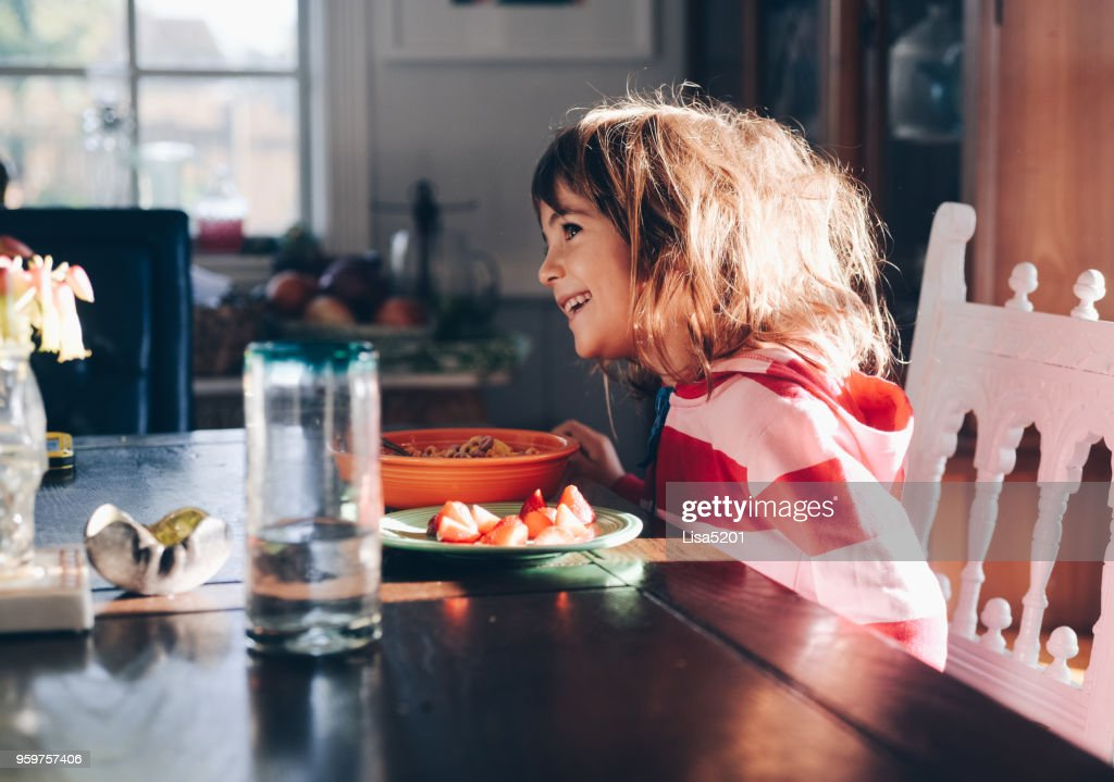 Morning Meal : Stock Photo