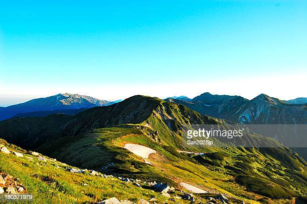morning mountains - この撮影のクリップをもっと見る 2025 stock pictures, royalty-free photos & images