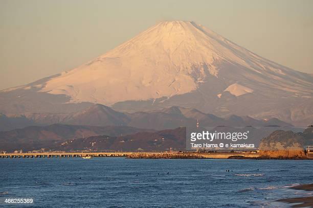 Morning Mt.Fuji