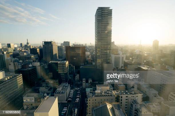 morning nagoya - 名古屋 ストックフォトと画像