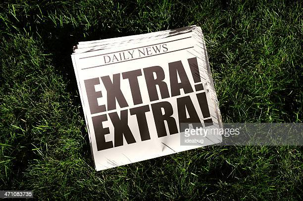 Morning News on Grass