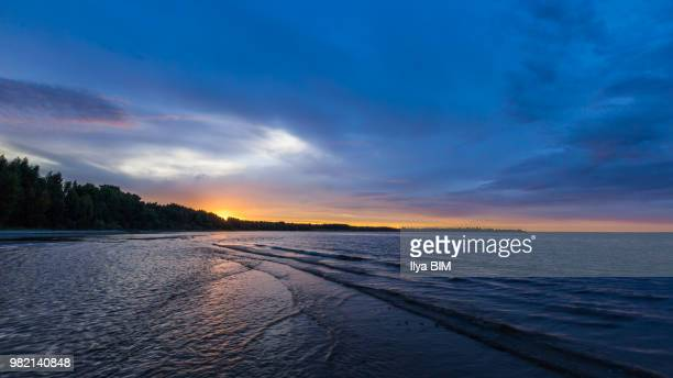 Morning on the Volga