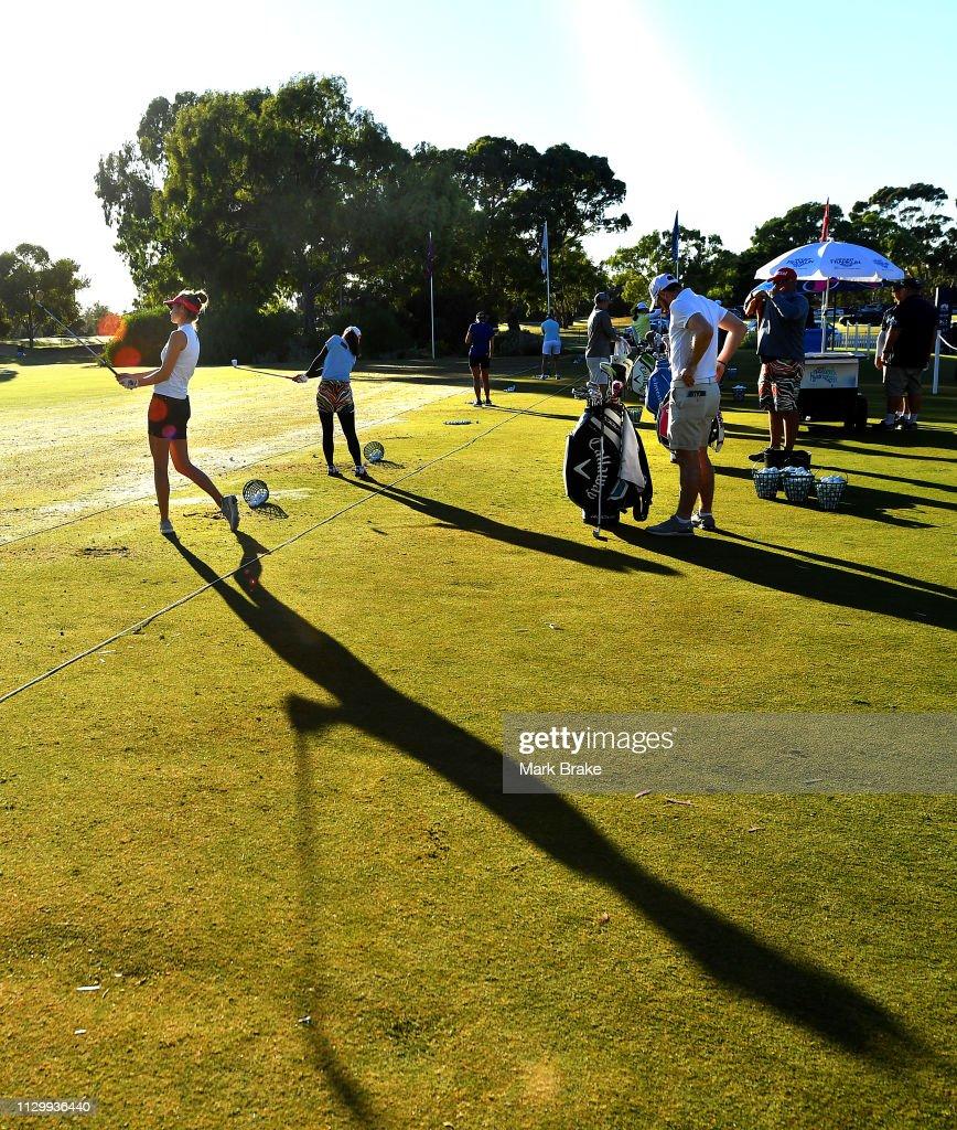 AUS: 2019 ISPS Handa Women's Australian Open: Day 3