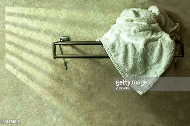 morning towels - towel stock pictures, royalty-free photos & images