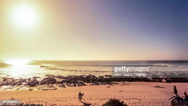 Morning Waves at Jeffrey's Bay