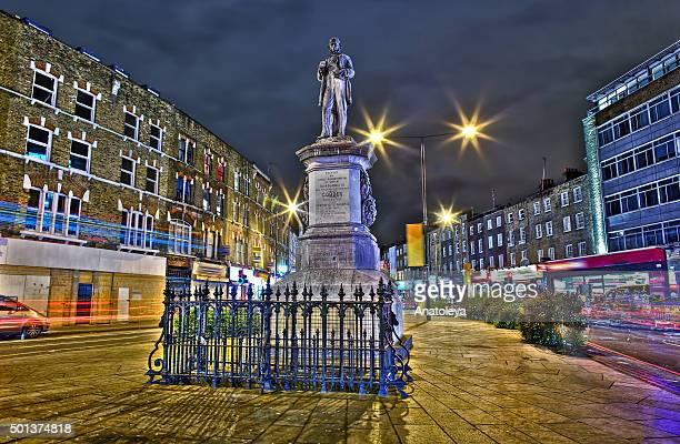 mornington crescent in the evening - anatoleya stock pictures, royalty-free photos & images