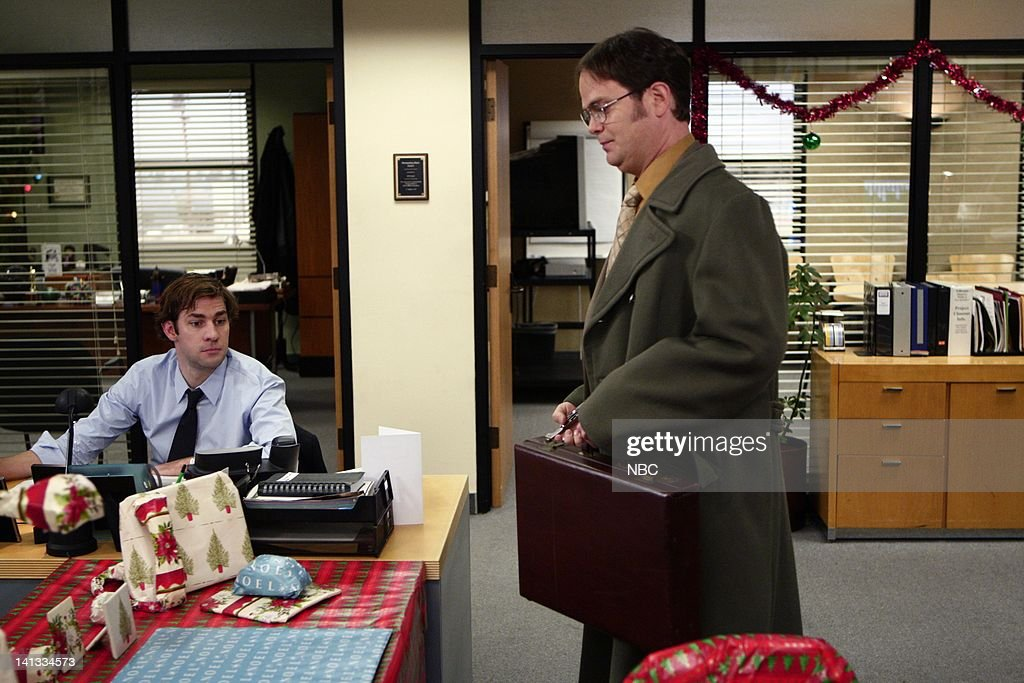the office moroccan christmas episode 10 aired pictured - The Office Christmas Episodes