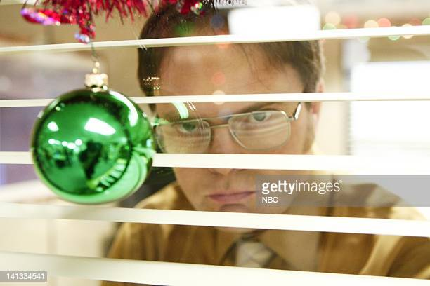 THE OFFICE 'Moroccan Christmas' Episode 10 Pictured Rainn Wilson as Dwight Schrute Photo by Chris Haston/NBC/NBCU Photo Bank
