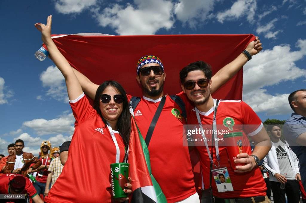 Portugal v Morocco: Group B - FIFA Fan Festival