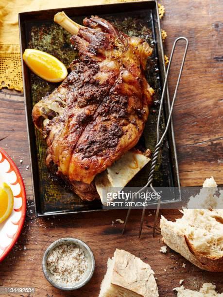 Moroccan Mechouri Lamb