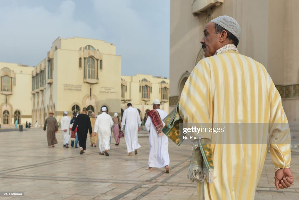 Most Inspiring Morocco Eid Al-Fitr 2018 - moroccan-muslims-on-their-way-to-celebrate-eid-alfitr-prayer-in-ii-picture-id801139900  Trends_949617 .com/photos/moroccan-muslims-on-their-way-to-celebrate-eid-alfitr-prayer-in-ii-picture-id801139900