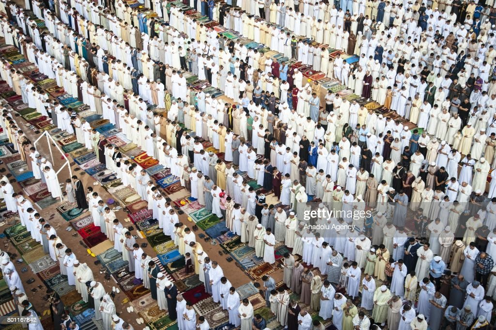 Great Morocco Eid Al-Fitr 2018 - moroccan-muslims-perform-eid-alfitr-prayer-in-sale-morocco-on-june-26-picture-id801167842  Pic_375100 .com/photos/moroccan-muslims-perform-eid-alfitr-prayer-in-sale-morocco-on-june-26-picture-id801167842