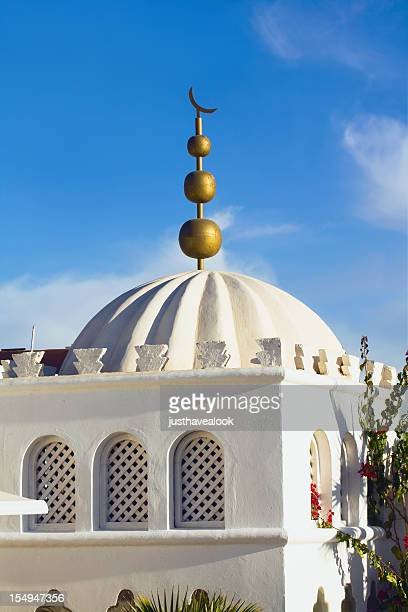 Moroccan roof