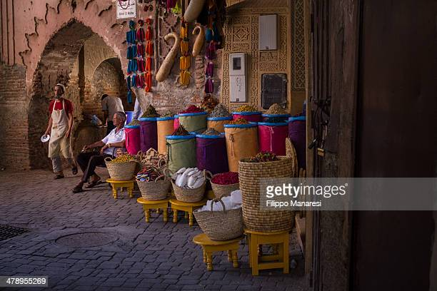Moroccan shop