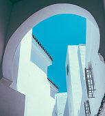 Moroccan street