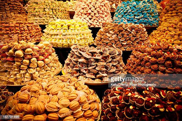 Moroccan sweets