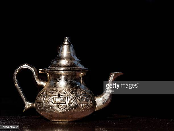 A Moroccan tea pot, Marrakech