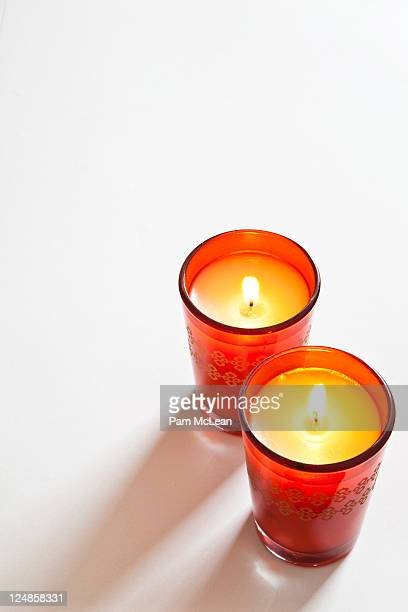Moroccan votive candles