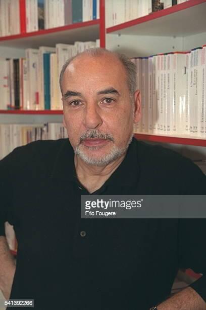 Moroccan writer Tahar Ben Jelloun