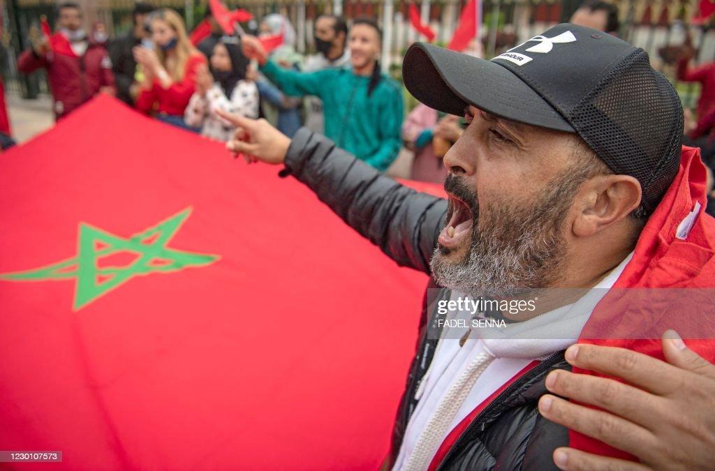 MOROCCO-US-ISRAEL-WSAHARA-DIPLOMACY-POLITICS : News Photo