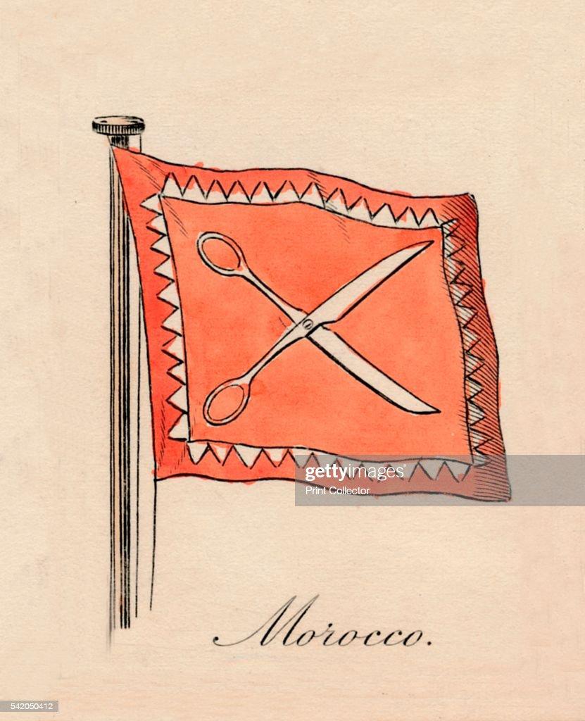 Morocco, 1838 : News Photo