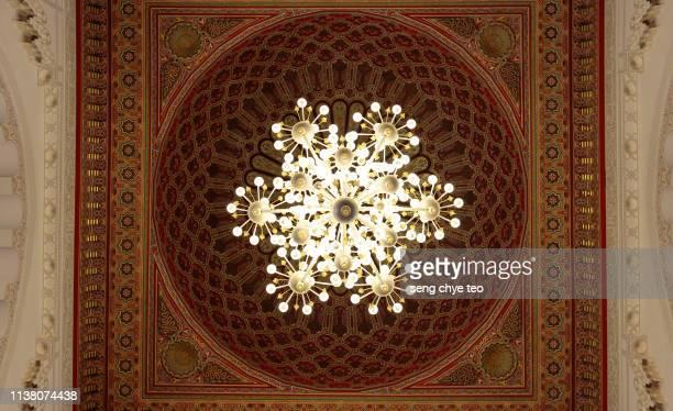morocco, casablanca, hassan ii mosque - casablanca photos et images de collection