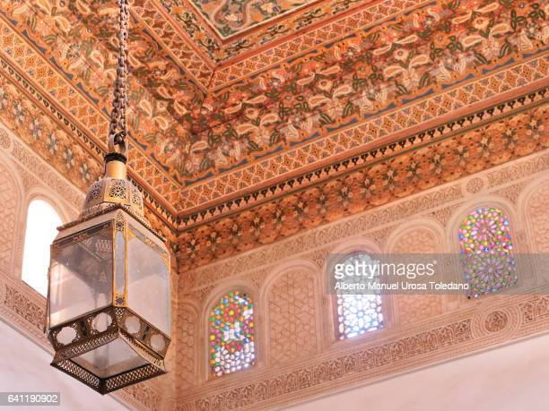 Morocco, Marrakech, Bahia Palace