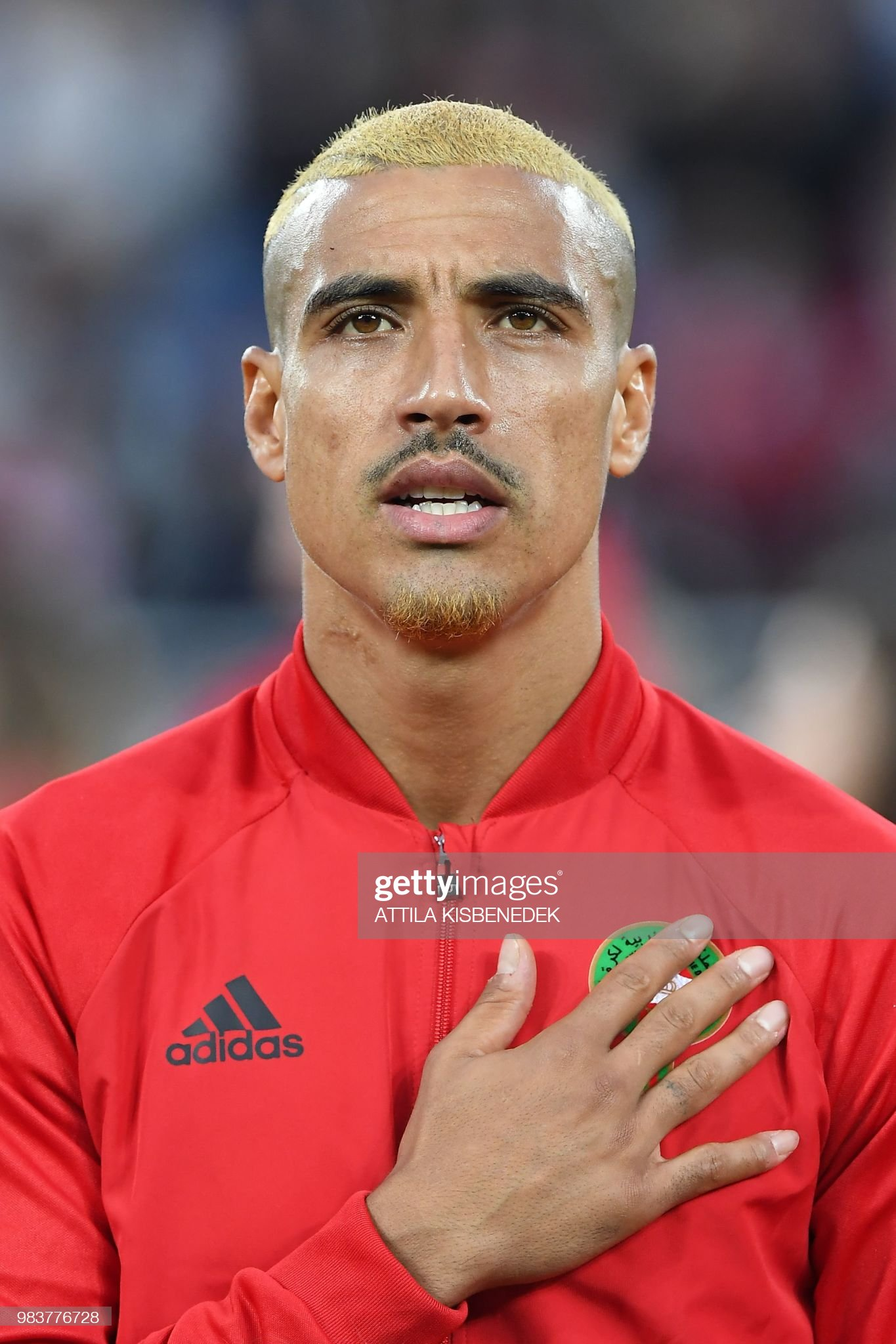 ¿Cuánto mide Joel Robles? - Altura - Real height Moroccos-defender-nabil-dirar-listens-to-the-national-anthem-before-picture-id983776728?s=2048x2048