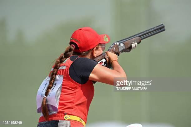 JPN: Shooting - Olympics: Day 4