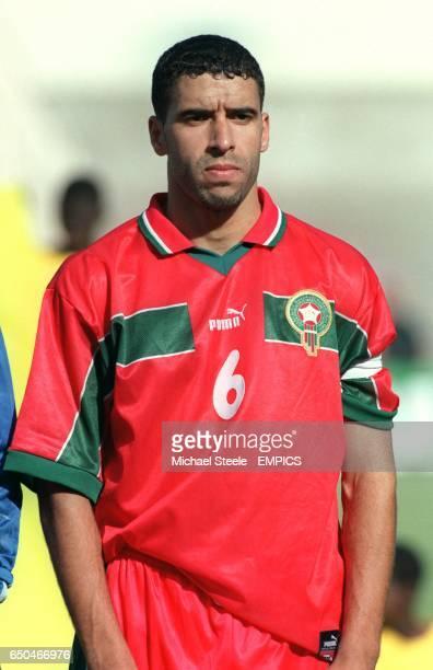 Morocco's Noureddine Naybet