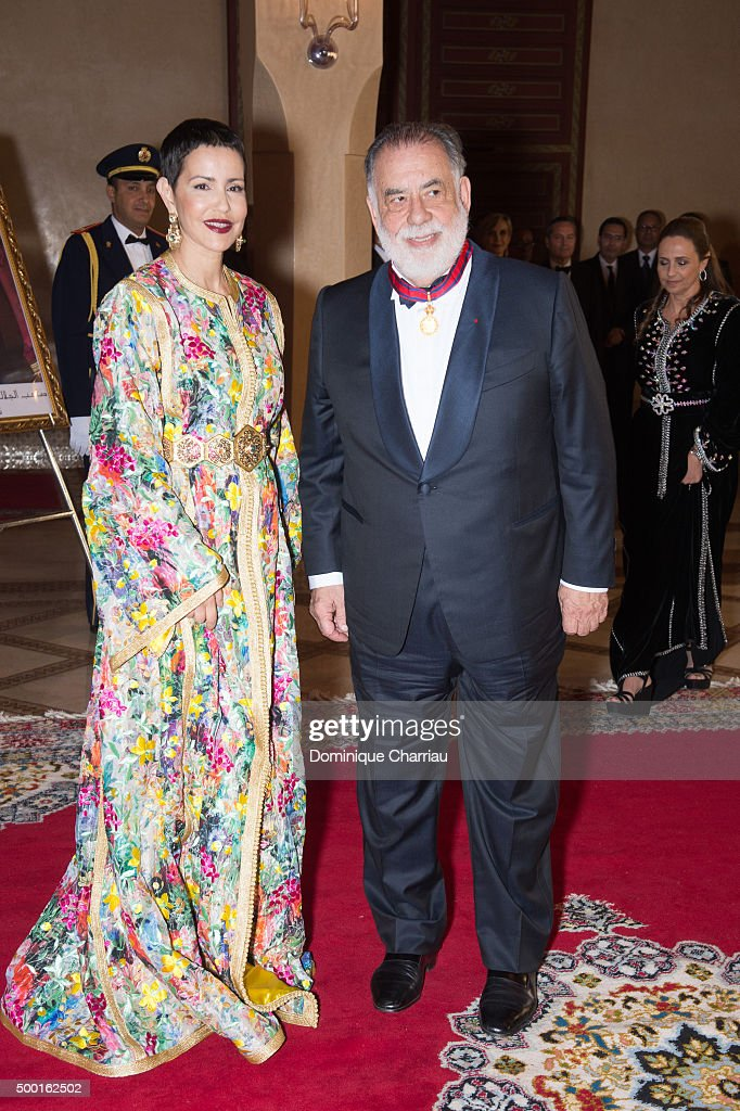 Tribute To Francis Ford Coppola -15th Marrakech International Film Festival