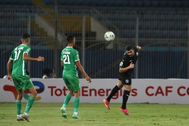EGY: Pyramids v Raja Casablanca - CAF Confederation Cup Semi-final