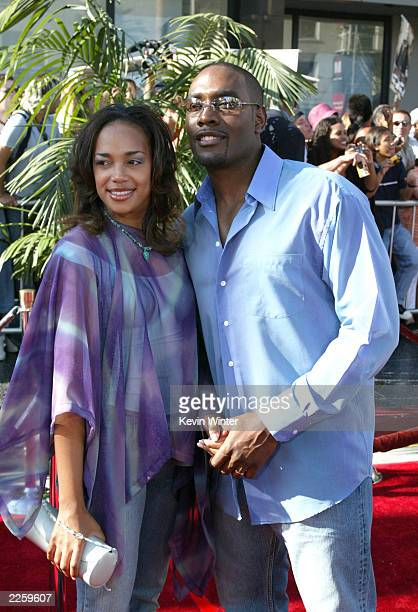 Morris Chestnut at the 2nd Annual BET Awards at the Kodak Theatre in Hollywood Ca Tuesday June 25 2002 Photo by Kevin Winter/ImageDirect