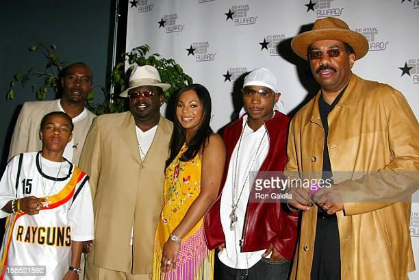 Morris Chestnut Lil Bow Wow Cedric The Entertainer Ashanti Ja Rule and Steve Harvey