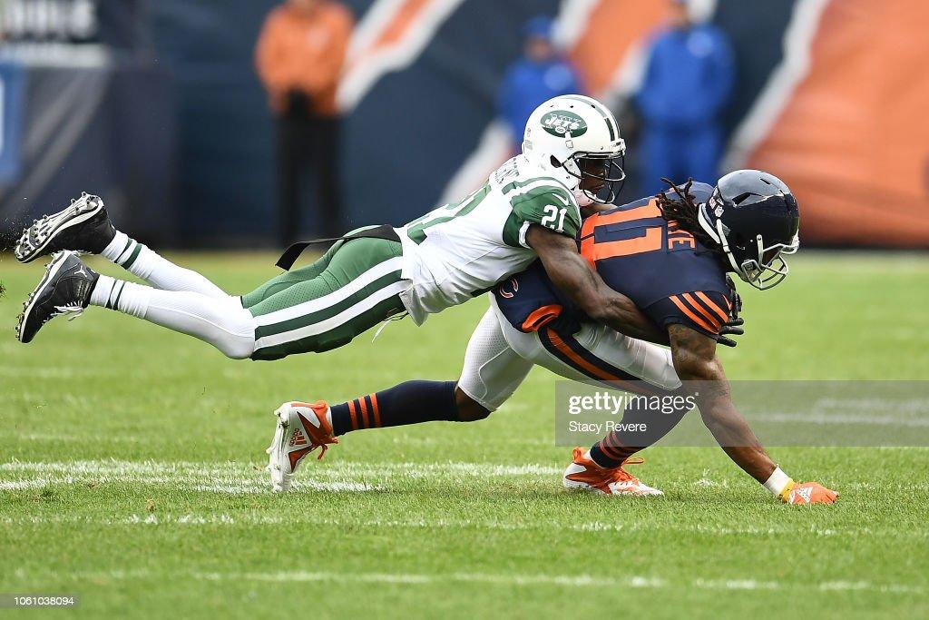 New York Jets v Chicago Bears : News Photo
