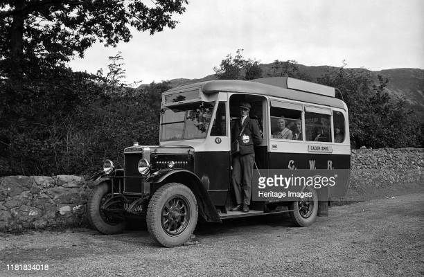 Morris Commercial TX bus for GWR Creator Unknown