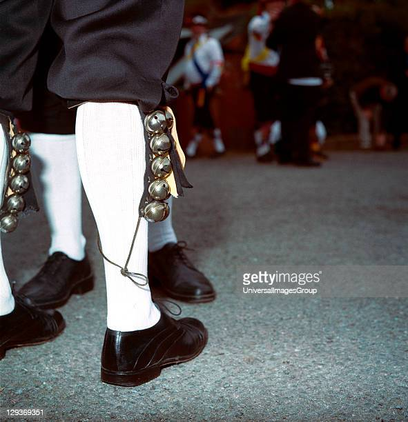 Morris Dancer's Legs UK 2000's