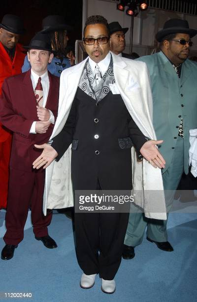 Morris Day during South Park's 5th Anniversary Party at Quixote Studios in Hollywood California United States
