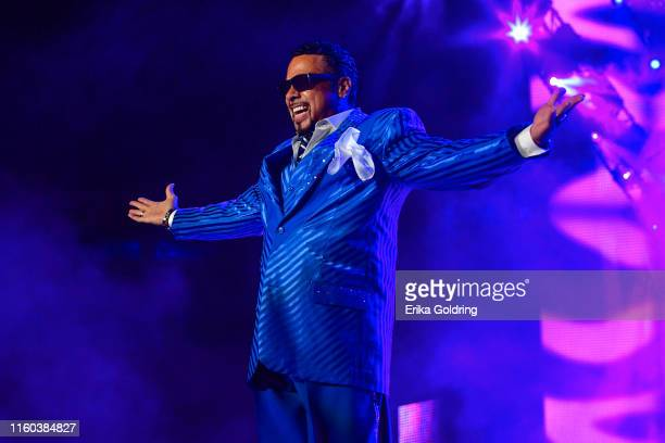 Morris Day performs during the 2019 ESSENCE Festival at the MercedesBenz Superdome on July 05 2019 in New Orleans Louisiana