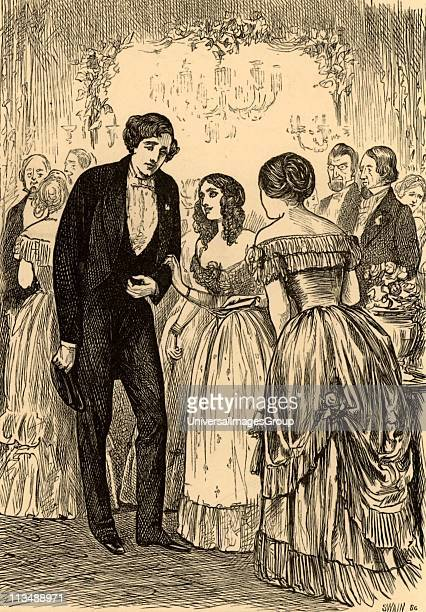 Morris Townsend the penniless adventurer is introduced by Marian Almond to Catherine Sloper the plain heiress he planned to marry for her money...