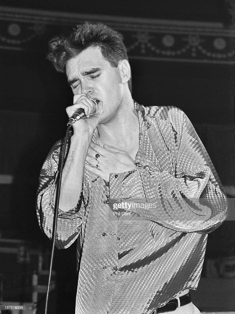 Morrissey : News Photo