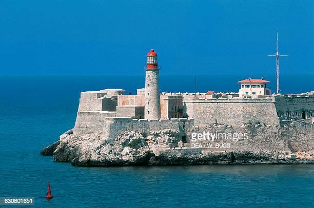 Morro Castle Old Havana Havana Cuba 16th century