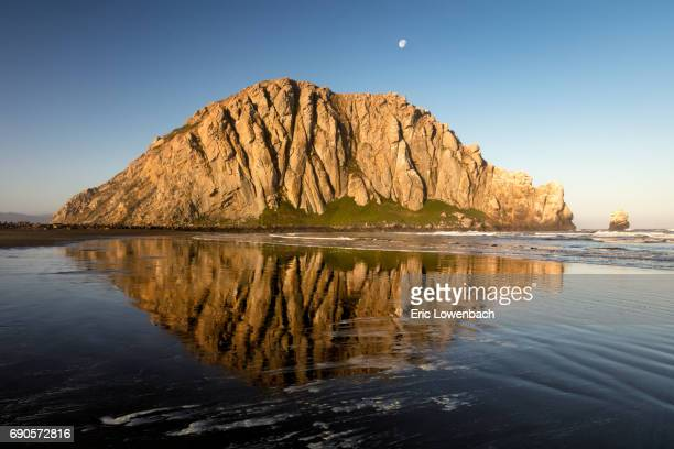Morro Rock Reflection