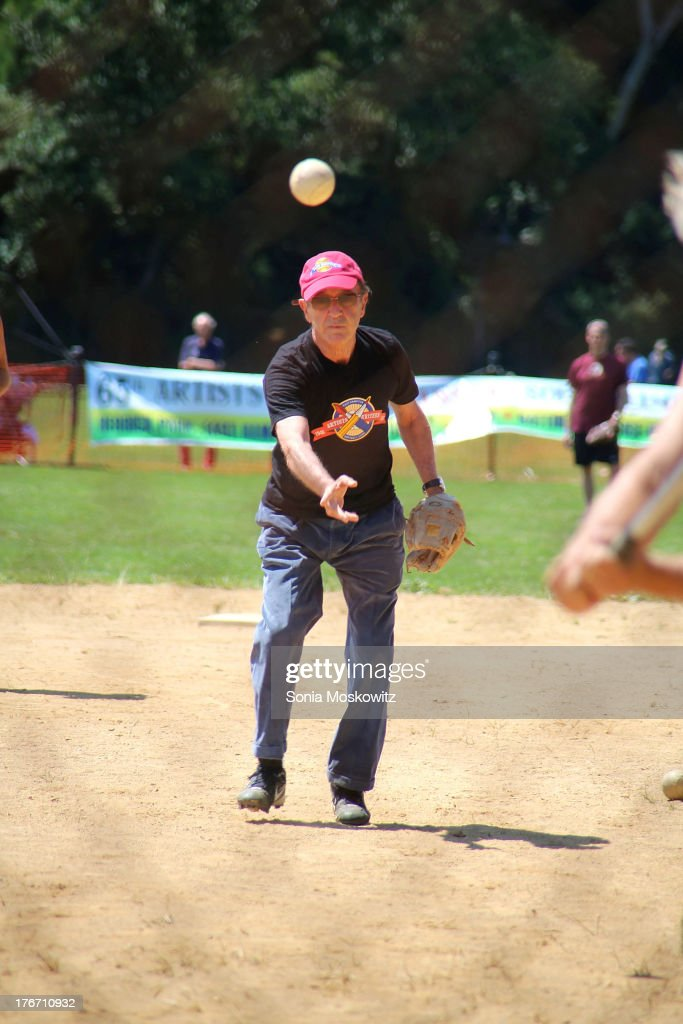 65th Anniversary Artists & Writers Celebrity Softball Game