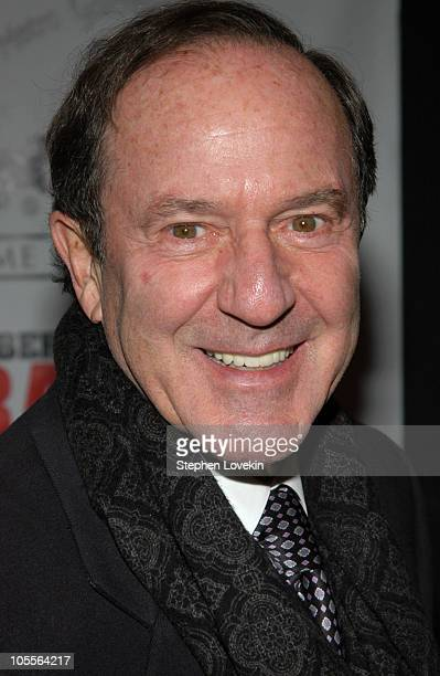 """Mort Zuckerman during """"Raging Bull"""" 25th Anniversary and Collector's Edition DVD Release Celebration at Ziegfeld Theatre in New York City, New York,..."""