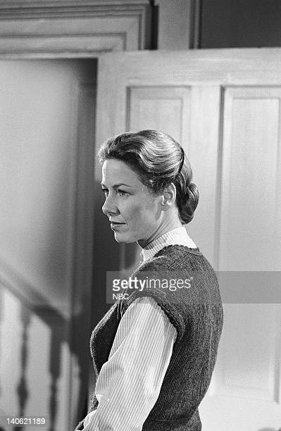 PRAIRIE Mortal Mission Episode 23 Aired 3/12/79 Pictured Karen Grassle as Caroline Quiner Holbrook Ingalls Photo by Ted Shepherd/NBCU Photo Bank