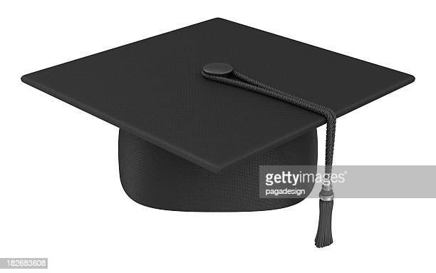 mortar board - hat stock pictures, royalty-free photos & images